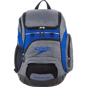 speedo Teamster Backpack L Unisex, grey/navy